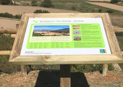 Ruta 15: Mirador Río Aragón – Artieda