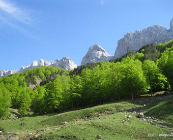 Trail 1- Zuriza – river Veral