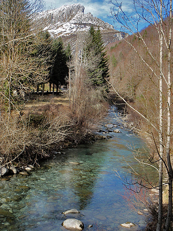 Ruta 1- Zuriza – río Veral