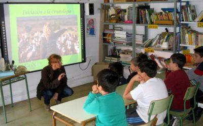 Charlas-taller sobre Ornitología para escolares de la Jacetania