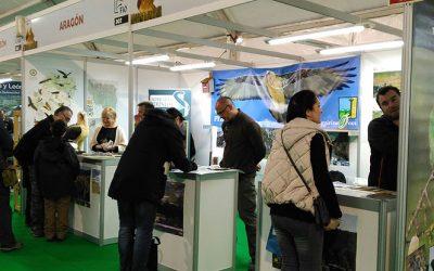 La Jacetania promocionó su destino ornitológico en FIO2017