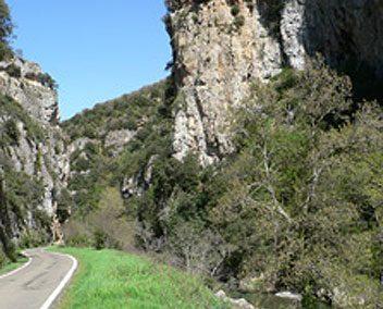 Trail 9: St. Engracia – Gorge (Foz) of Biniés