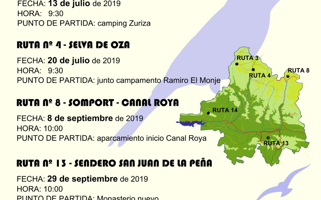 Excursiones Ornitológicas 2019