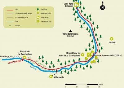 Ruta 6: Valle de la Garcipollera