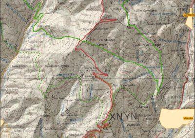 Ruta 7: Las Blancas – Refugio López Huici