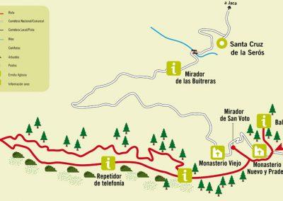 Ruta 13: Senderos de San Juan de la Peña