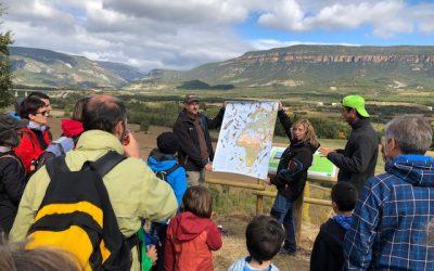 La Comarca de la Jacetania potencia el Turismo Ornitológico